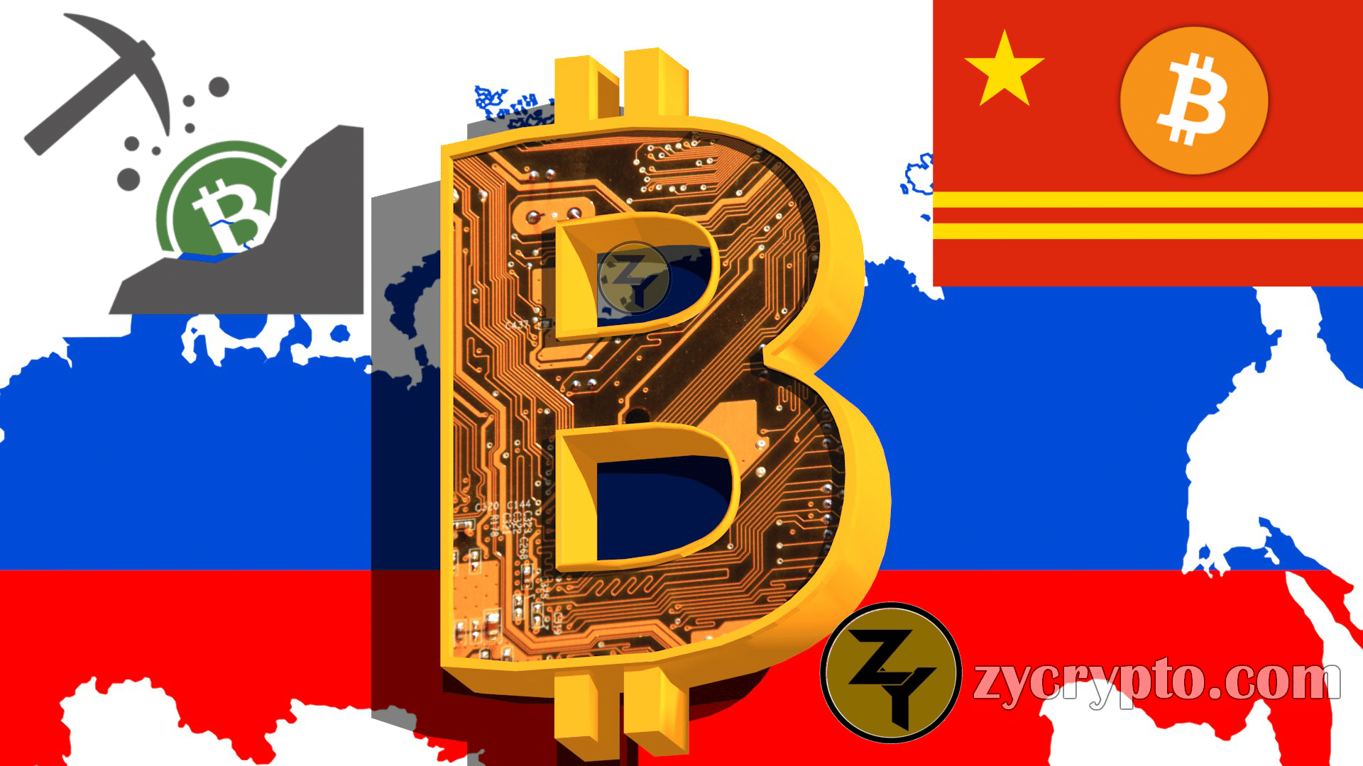 Russia challenges china bitcoin mining