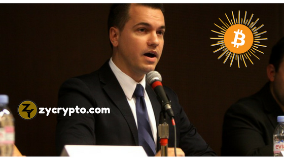 Austin Petersen , US senatorial candidate accepts bitcoin for campaign donations