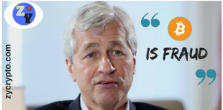 "jamie dimon "" bitcoin is fraud"""