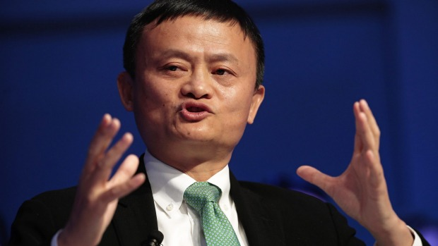 Ali Baba Ceo Jack Ma Talks Bitcoin And Blockchain Zycrypto