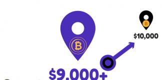9000+ bitcoin price