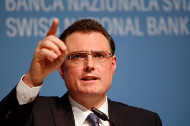switzerland bank chief