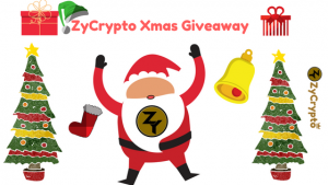 ZyCrypto xmas giveaway