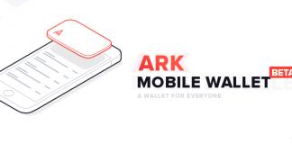 Ark mobile wallet