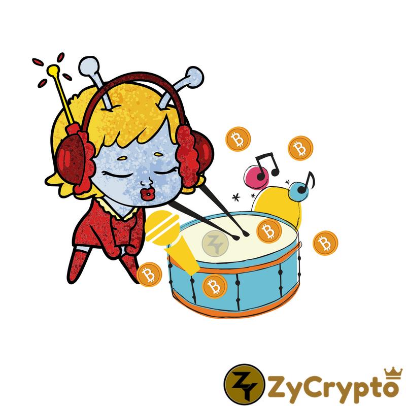 Kasotsuka Shojo- Japan's All-Girl Music Band Promoting Cryptocurrencies