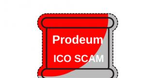 Prodeum ICO Scam