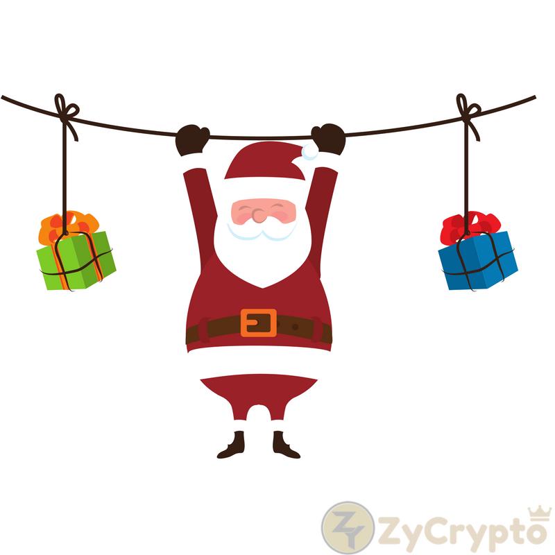 Santa Gave Crypto Hard Wallets