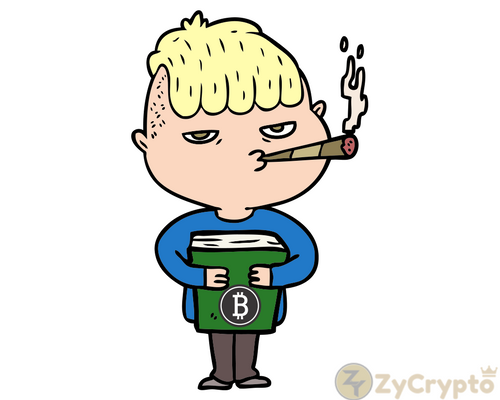 Weed and Bitcoin attract youngsters to Wall Street