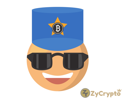 Ukrainian Cyber police Supports Cryptocurrency Legalization