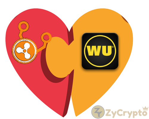 Western Union Set take Advantage of Blockchain Technology via Ripple
