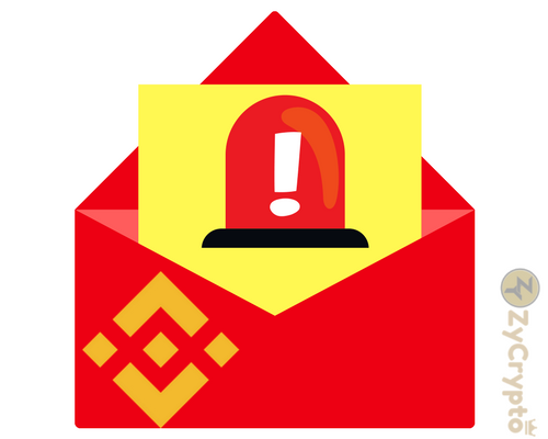 Binance gets Warning letter from Japanese Authorities