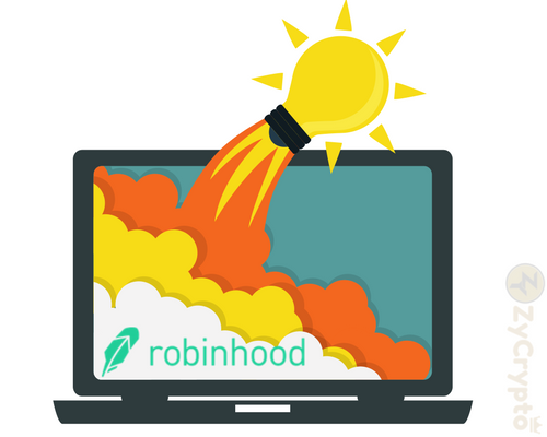 Cryptocurrency trading launched in 5 states by Robinhood App ⋆ ZyCrypto