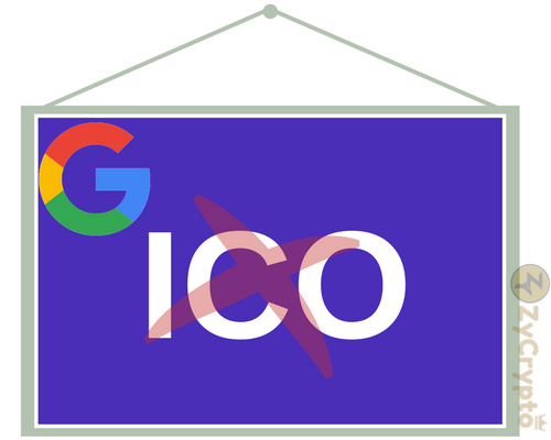 Google will Stop Displaying All ICO-Related Adverts from June 2018