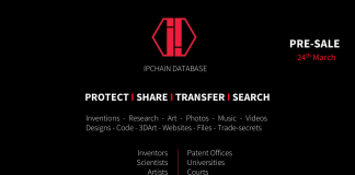 With IPCHAIN Database, Intellectual Property Theft is a Thing of the Past
