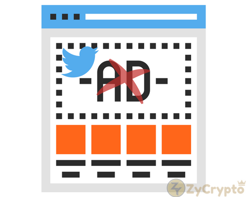 Twitter May be Considering Banning Crypto Related Ads in two Weeks