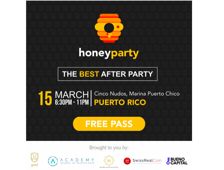 honey party