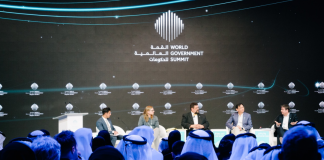 Aitheon AI Platform Officials do Great Exploits at the Annual World Government Conference in Dubai
