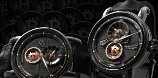 Reputable Wristwatch Firm Chronoswiss Manufactures Cryptocurrency Themed Wristwatches