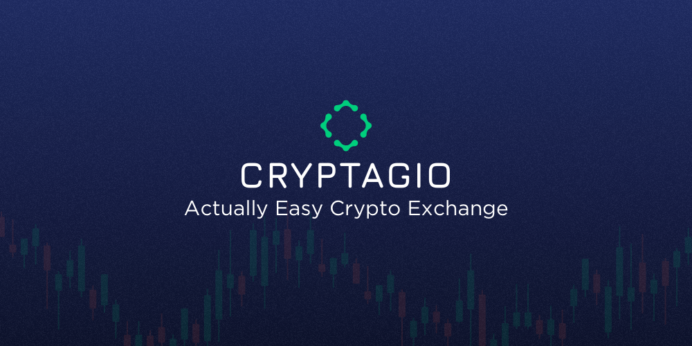Cryptagio Cryptocurrency Exchange Kicks-off with Exciting Features for Users