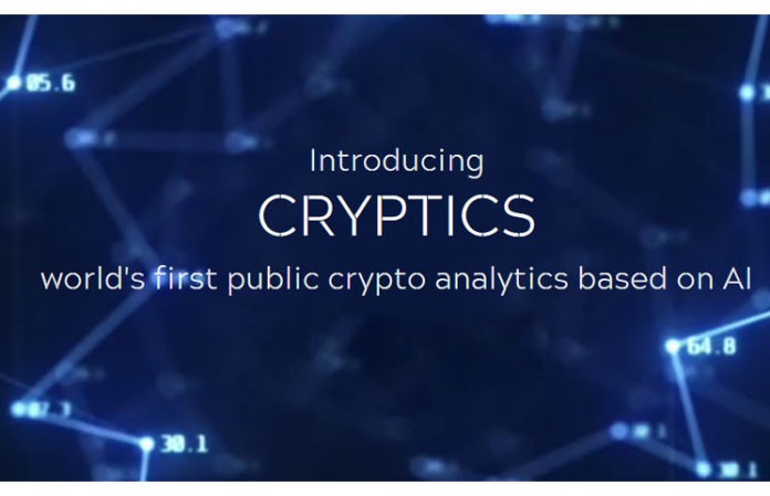 Cryptics Launches its Crypto Trading System Powered by Artificial Intelligence