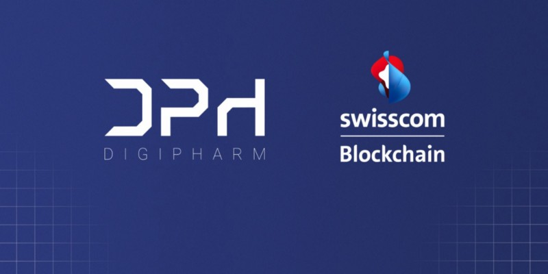 Digipharm and Swisscom Form Strategic Partnership in a Bid to Develop Cutting-Edge Blockchain Solutions