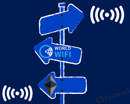 Ethereum and World Wi-Fi look in the same Direction
