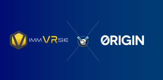 ImmVRse Signs Partnership Deal with Origin Protocol