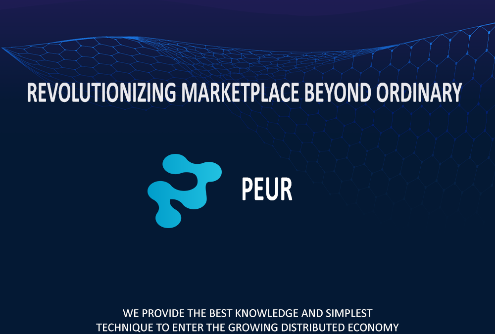 Peur Blockchain-Powered E-Commerce System Launches Token Generation Event