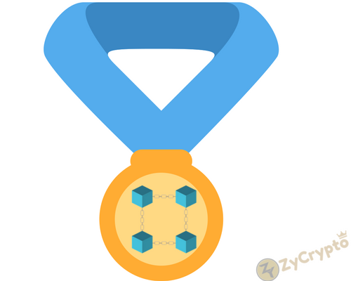 """Potential Game-Changer"" Blockchain Adds another Medal to its Gallery"