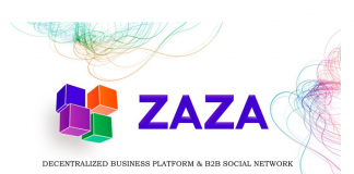 ZAZA Blockchain-Powered B2B Social Network Set to Launch Token Presale