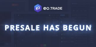The EO Coin Sale Began and The Road to the Four-Platform-Ecosystem Begins