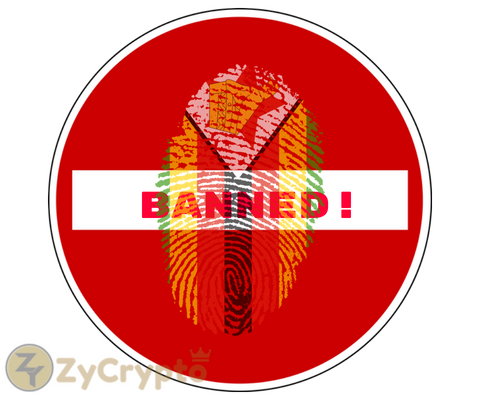 Cryptocurrency Trading Banned in Zimbabwe By Reserve Bank