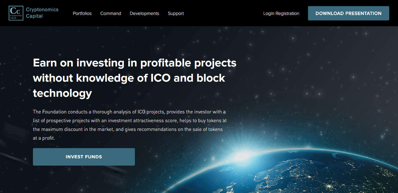 In-depth analysis of ICOprojects attracts thousands of investors from all over the world- Cryptonomics Capital