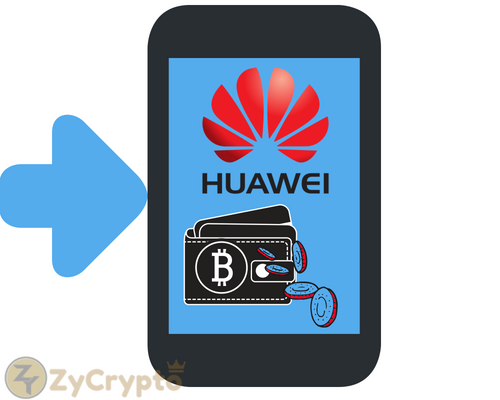 Huawei brings Chinese People Closer to Bitcoin via their Mobile Phones