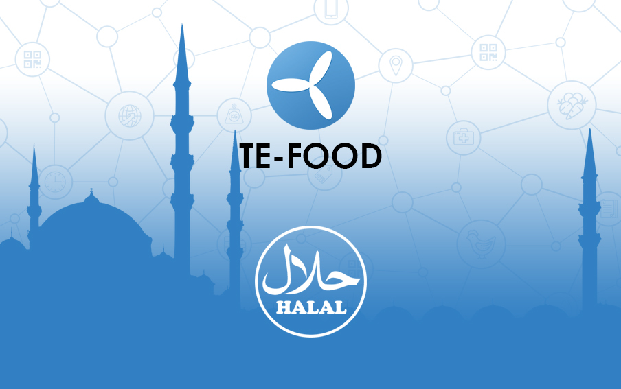 Food on the Blockchain: TE-FOOD Join Forces with HALAL TRAIL to Revolutionize the Foods Industry