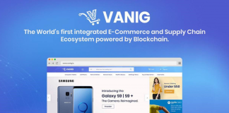 Vanig International Launches Own Blockchain Powered E-Commerce and Supply Chain Platform