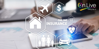 ON.LIVE EXTENDS INSURANCE COMPANIES BUSINESS THROUGH LIVE ON-LINE PRESENCE