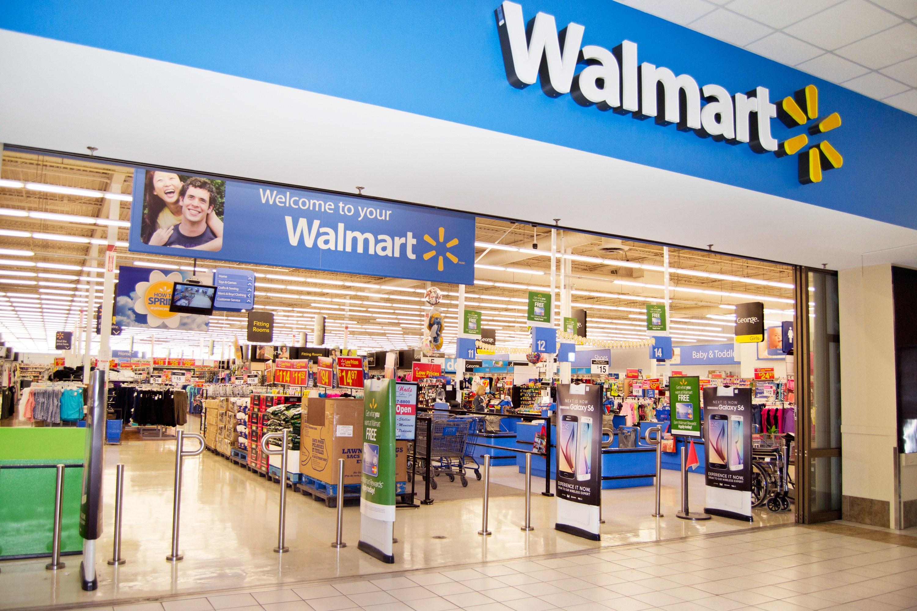 Shopping Giant 'Walmart' Files Another Blockchain Patent