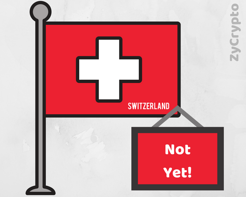 Creating A National Cryptocurrency Not in the Plans of Switzerland – Central Bank Director