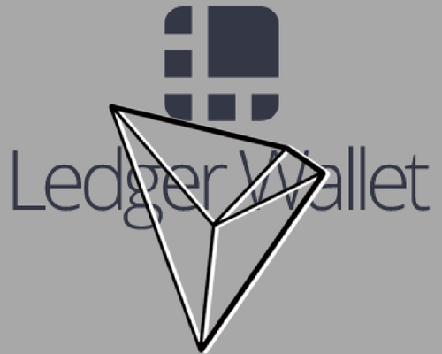 Is Ledger Wallet About To Bring Tron Onboard_