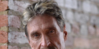 At 72, John McAfee Shows No Sign Of Slowing Down