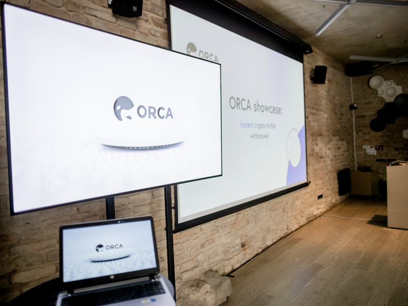 Cashout in 6 seconds: ORCA solution for instant crypto to euro withdrawals will cure head-aches for crypto users