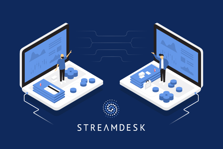 Streamity team announced StreamDesk service launch dates and explained its future plans