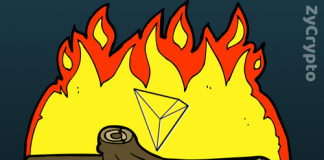 Tron Now 10th most Valuable Crypto in the world, will burn 1 Billion Coins On Independence Day