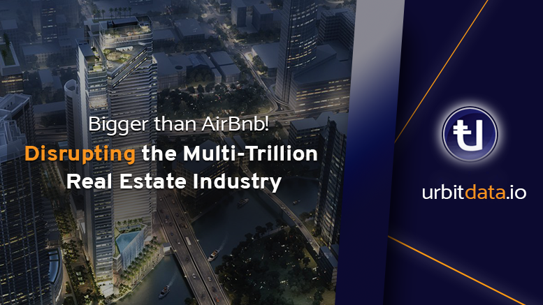 URBIT DATA: One Of The Most Commented ICO's Disrupting the Multi-Trillion Real Estate Industry