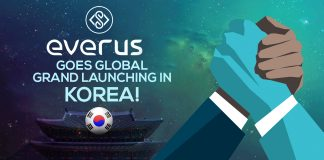 EverusTargets Global Expansion, First Step to Korea!