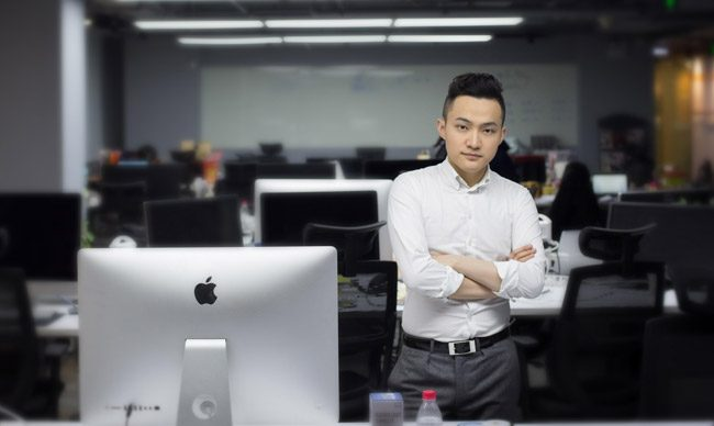 Justin Sun: Tron Investors Want A Better World