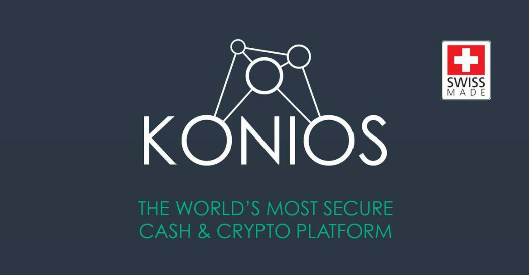 Konios launches an easy way to access Cryptocurrencies
