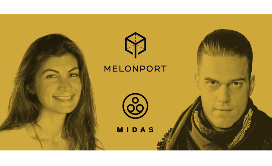 Top Officials of Melonport Blockchain Project Join the Advisory Board of Midas App