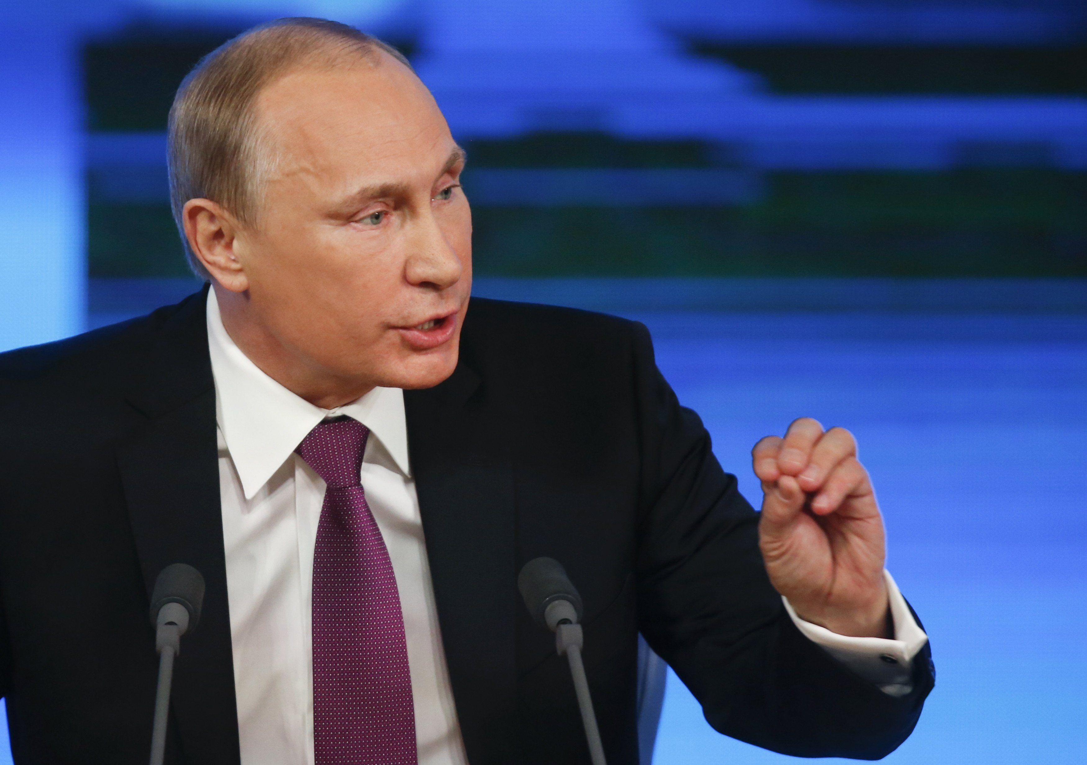 Direct Line: Putin's Take On Cryptocurrencies In Russia